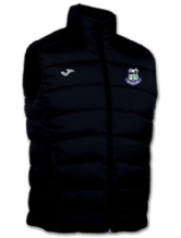 Crumlin United FC Joma Urban Gilet Black Youth 2019
